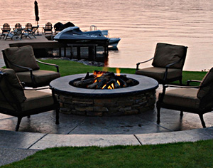 More on B&C Firepits and BBQ