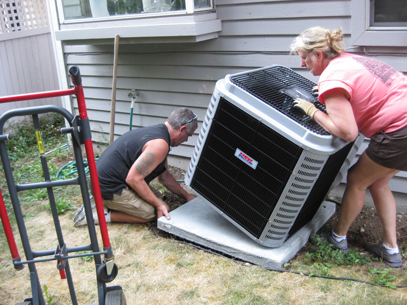 Heating and Cooling Installation Options -- 3 Choices » B&C